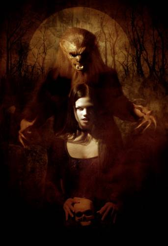 Werewolf and the Vampire Woman